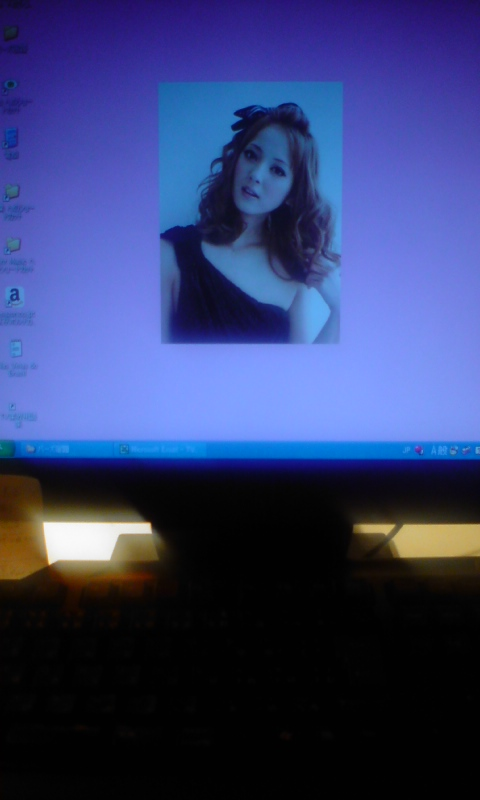 PCのデスクトップ画面